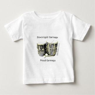 T-shirt Pour Bébé Habillement fier de Garifuna