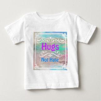 T-shirt Pour Bébé Haine d'étreintes pas