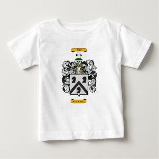 T-shirt Pour Bébé Hall (anglais)