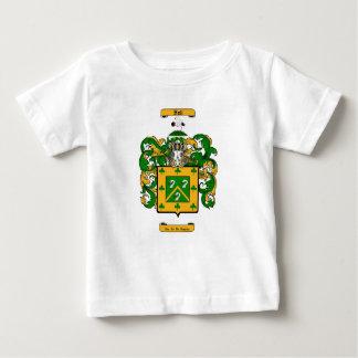 T-shirt Pour Bébé Hall (irlandais)
