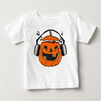 T-shirt Pour Bébé HALLOWEEN Music