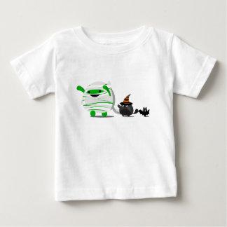T-shirt Pour Bébé Halloween personnalisable - maman et amis de Mochi