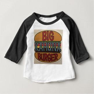 T-shirt Pour Bébé Hamburger de Kahuna