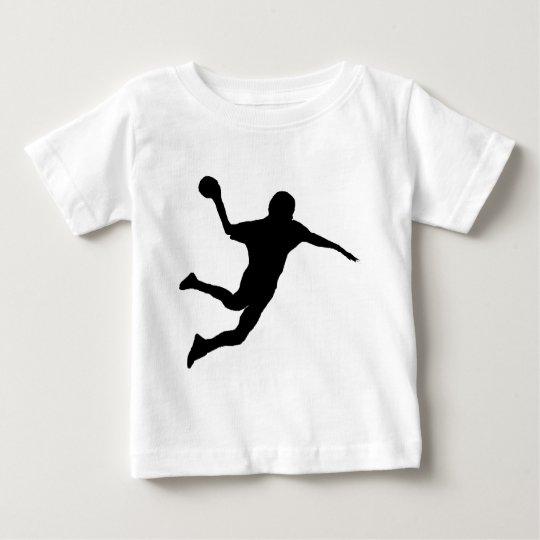 T-shirt Pour Bébé Handball