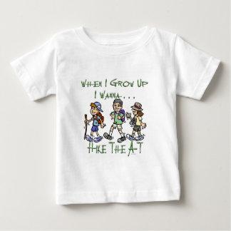 T-shirt Pour Bébé Hausse de WIGU À