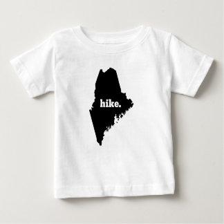 T-shirt Pour Bébé Hausse Maine