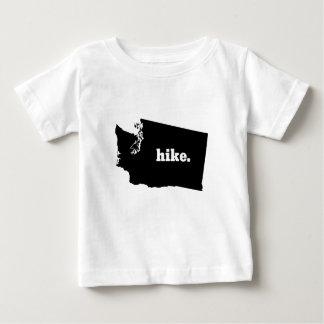 T-shirt Pour Bébé Hausse Washington