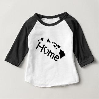 T-shirt Pour Bébé Hawaï