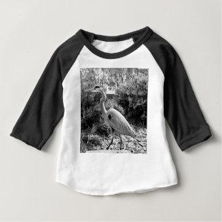 T-shirt Pour Bébé héron