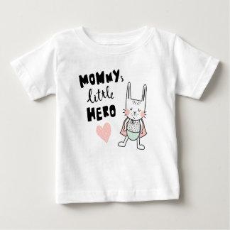 T-shirt Pour Bébé Héros de lapin