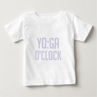 T-shirt Pour Bébé Heure de yoga