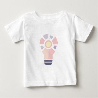 T-shirt Pour Bébé Hexahedrons à l'intérieur de pâte de conception