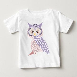T-shirt Pour Bébé hibou