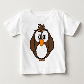 T-shirt Pour Bébé hibou #2