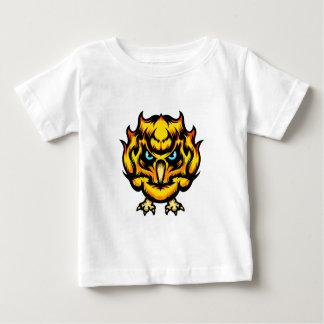 T-shirt Pour Bébé Hibou du feu