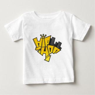 T-shirt Pour Bébé Hip-hop logo