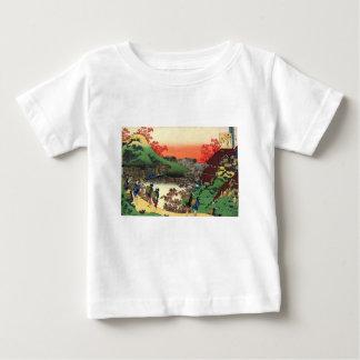 T-shirt Pour Bébé Hokusai - art japonais - le Japon