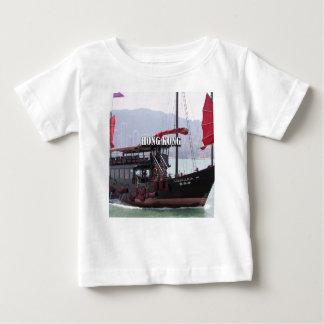 T-shirt Pour Bébé Hong Kong : Ordure chinoise