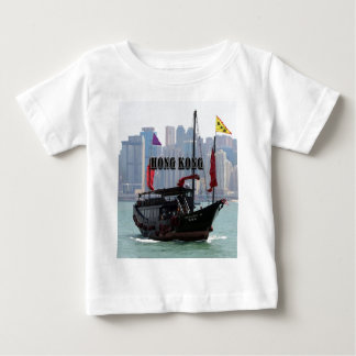 T-shirt Pour Bébé Hong Kong : Ordure chinoise 2