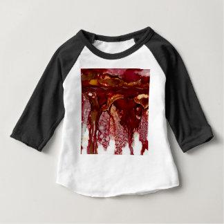 T-shirt Pour Bébé horizon d'automne