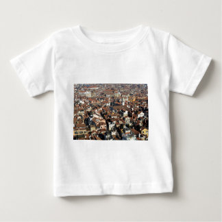 T-shirt Pour Bébé Horizon de ville de Venise
