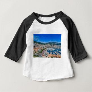 T-shirt Pour Bébé Horizon du Monaco