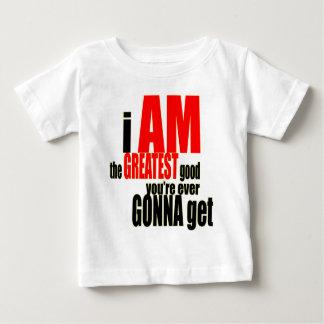T-shirt Pour Bébé husba fier d'argument d'amie d'épouse plus grand