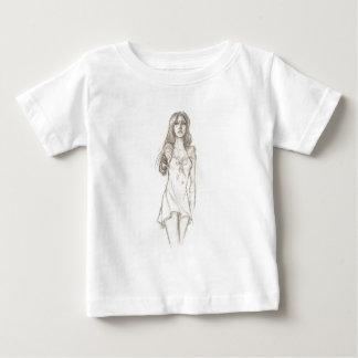 T-shirt Pour Bébé i want to kill you honey