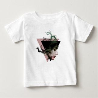 T-shirt Pour Bébé Illusion de fumée