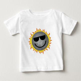 T-shirt Pour Bébé Image d'éclipse