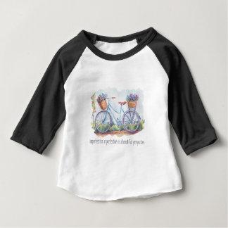 T-shirt Pour Bébé Imperfection dans la perfection