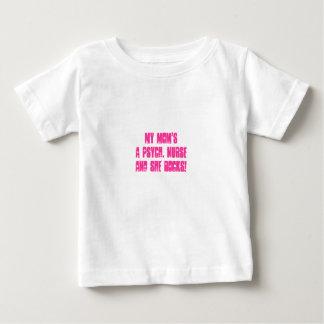 T-shirt Pour Bébé Infirmières psychiatriques