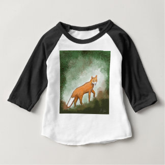 T-shirt Pour Bébé InkyFox