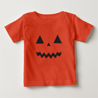 T-shirt Pour Bébé Jack O'Lantern