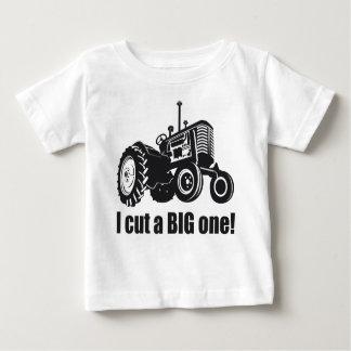 T-shirt Pour Bébé J'ai coupé grand - fierté !