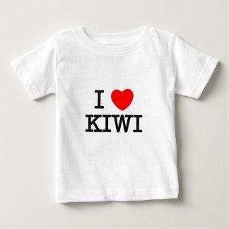 T-shirt Pour Bébé J'aime le KIWI (la nourriture)