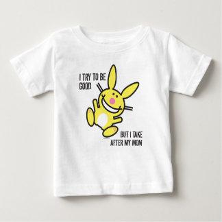 T-shirt Pour Bébé Je prends après ma maman