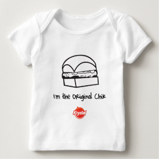 T-shirt Pour Bébé Je suis le Chik original