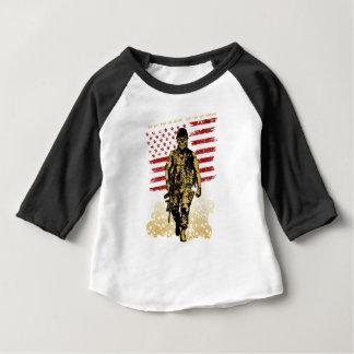 T-shirt Pour Bébé Je suis l'ombre