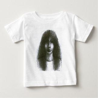T-shirt Pour Bébé Je suis triste