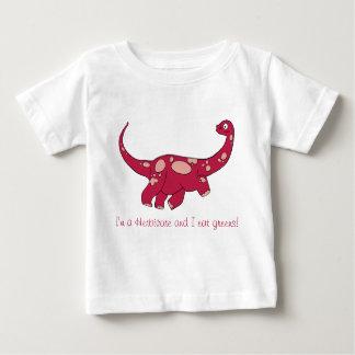 T-shirt Pour Bébé Je suis un herbivore !