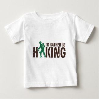 T-shirt Pour Bébé Je trimarderais plutôt