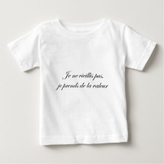 T-shirt Pour Bébé jene