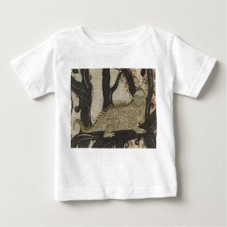 T-shirt Pour Bébé Jersey de bébé d'impression d'encre d'iguane