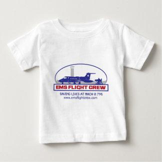 T-shirt Pour Bébé Jet d'équipage des aéronefs de SME