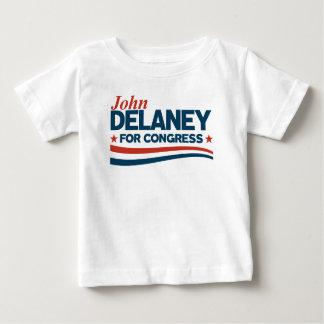 T-shirt Pour Bébé John Delaney