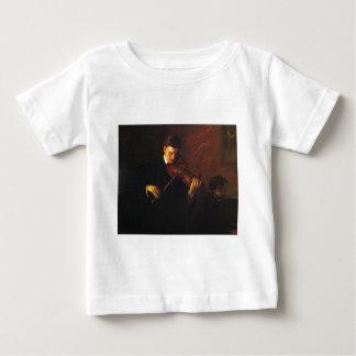 T-shirt Pour Bébé Joueur de violon