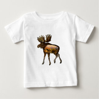 T-shirt Pour Bébé Jours du sauvage