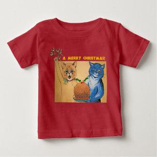 T-shirt Pour Bébé Joyeux Noël du #holidayz de chats