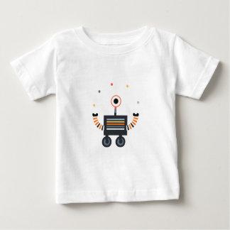T-shirt Pour Bébé juggler robot